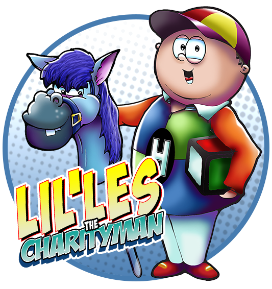 The Philanthropic Adventures of lil' Les Charity Man