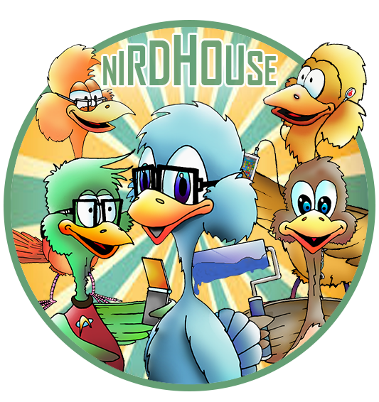 NIRDHOUSE :: The comic book series